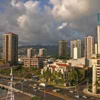 Nimitz Hwy. Honolulu, Гонолулу