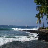 Kona surf, Каилуа