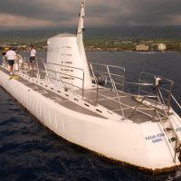 Atlantis Submarine, Каилуа