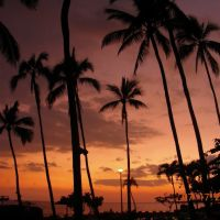 Muy Hermosa Sunset, Каилуа