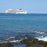 Cruise ship 大型客船, Каилуа