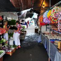 Kona Farmers Market, Kona, Hawaii, Каилуа