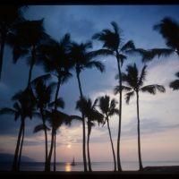 Kailua sunset, Каилуа