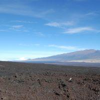 A view of Mauna Kea, Канеоха