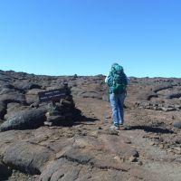 Climb up Mauna Loa, Канеоха
