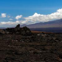 Mauna Kea from Western Slopes of Mauna Loa, Канеоха