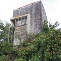 Old movie theatre near Kohala Mill, Капаау