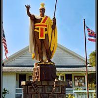 Kamehameha, Капаау