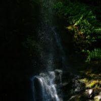 Puu waiole Waterfall North Kohala, Капаау