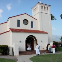 Christ the King Church, Wailuku., Кахулуи