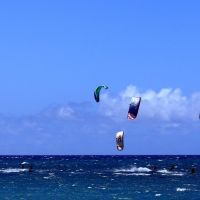 hawaii-maui north shore kite boarding, Кахулуи