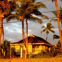Aloha Pualani view from the beach, Кихей