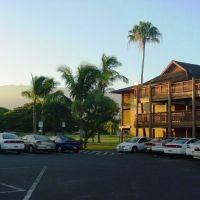 Sunrising at Maui Lu Resort, Maui, Hawaii, Кихей