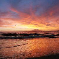 Maui sunset, Кихей