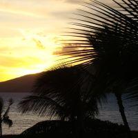 Sunset in Maui, Кихей