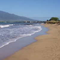 Kihei beach, Кихей