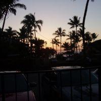 Kihei sunset, Кихей