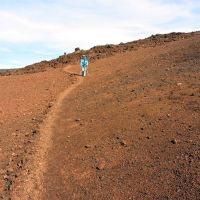 2014-05-03 Descend from Red Hill, Лиху