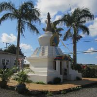 PAIA - Temple at Maui Dharma Centre, Паия
