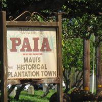 Piai, Maui, Паия