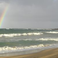 Beach at Paia - North Shore, Паия