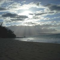 Dusk in Paia Beach (Opel Endless Summer Trip 2008), Паия