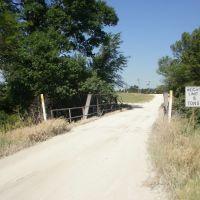 Crooked Creek Pony Truss Bridge, Вилмингтон-Манор