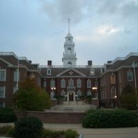 Delaware State Capitol, Довер