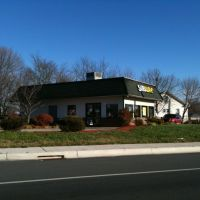 Subway @ Forest St corner Saulsbury, Довер