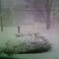 hard snow, Довер