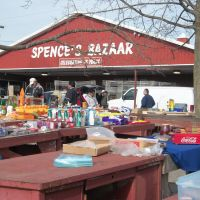 Farm Market Day at Spences Bazaar, Довер