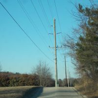 Millsboro (DE) Dirt Road, Миллсборо