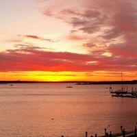 Newport R.I. - Newport Harbor, Ньюпорт
