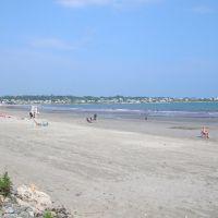 A beach, Ньюпорт