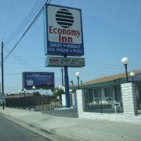 Economy Inn Motel (Beach Blvd @ Ball Road), Стантон