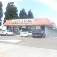 Mans Town Clothing Store, Стантон
