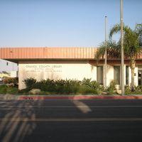 Stanton Branch Of Orange County Public Library, Стантон