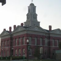 Johnson County Court House, Августа