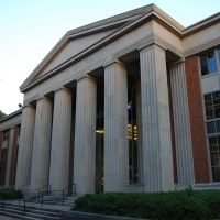 UGA Main Library, Атенс