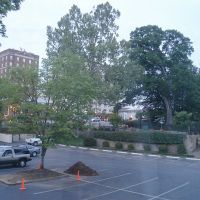 Hotel Room View, Holiday Inn, Athens, GA, Атенс