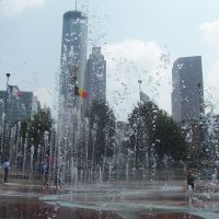 Olympic Park, Атланта