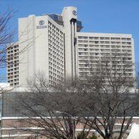 Hilton Hotel Atlanta GA (motel), Атланта