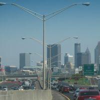 Downtown Atlanta, Атланта