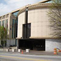 Atlanta City Hall Entrance GA, Атланта