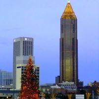 Holiday season in Atlanta, Атланта