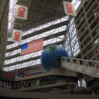 CNN World Headquarters, Atlanta, Georgia, Атланта