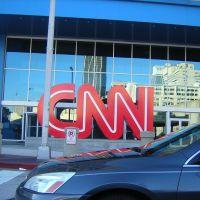 CNN Sign, Атланта