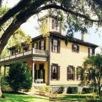 1856 Brokaw-McDougall house, Tallahassee, Florida (1995), Аттапулгус