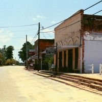 downtown Cottonwood Alabama (8-6-2006), Аттапулгус