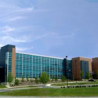 CSU Cunningham Center, Белведер Парк